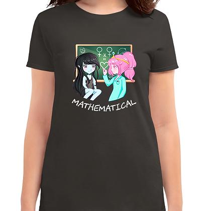 Camiseta Mathematical Love