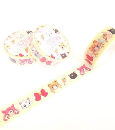Washi Tape Sailor Moon