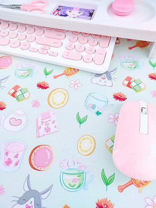 Tea Seasons Tapete de escritorio - Alfombrilla de ratón