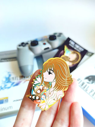 Yuna - Final Fantasy Heroines and Heroes Pin Collection