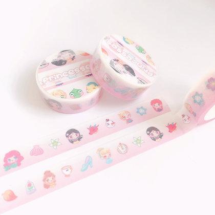 Washi Tape Princesas