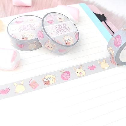 Cozy Bunny Washi Tape