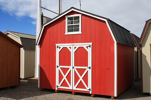 10x16 Lofted Barn Shed