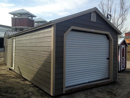12x24 Custom Garage