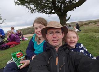 News From Stawley School - Camp Week