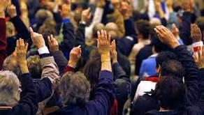 JA zur Einheitsgemeinde mit Gemeindeversammlung