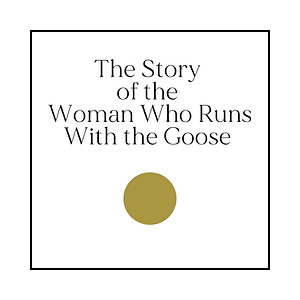 The Story of the Woman Who Runs With the Goose by Yellow Petal Photo