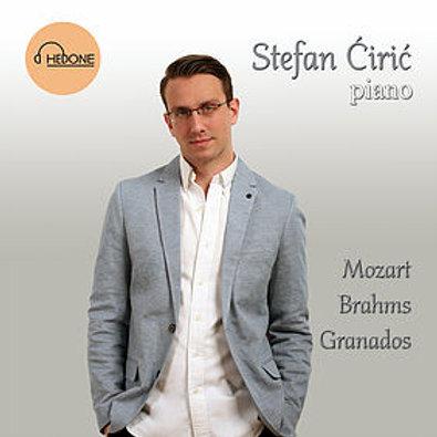 Piano Sonatas by Mozart/Brahms, Granados: Goyescas