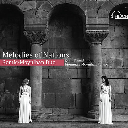 Romic-Moynihan Duo: Melodies of Nations - oboe and piano