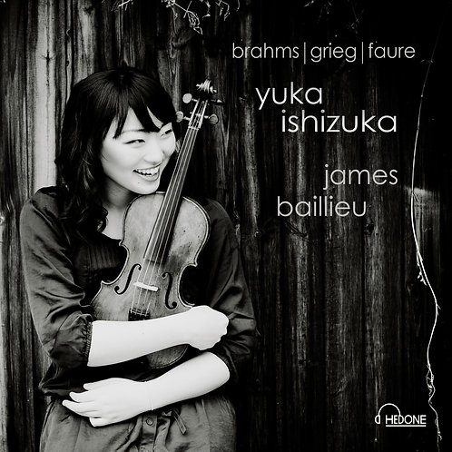 Violin Sonatas by Brahms and Grieg