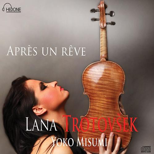Lana Trotovsek, violin /Yoko Misumi, piano