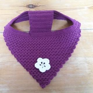 Kopfstück lila