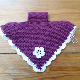 Fliegenhaube lila
