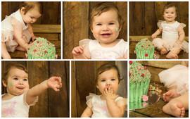 family portrait and cake smash Brisbane0