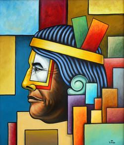 Aztec Squared Lrg
