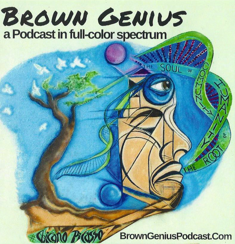 Stevon Lucero Interview with Brown Genious