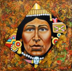 Mayan Maiden