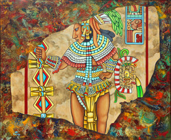 Mayan Fragment