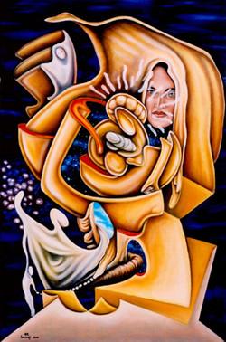 Mystic Madonna
