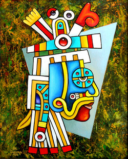Tlaloc Quille