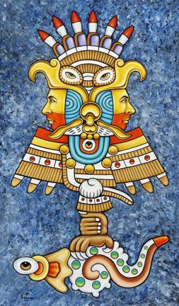 Aztec Duality