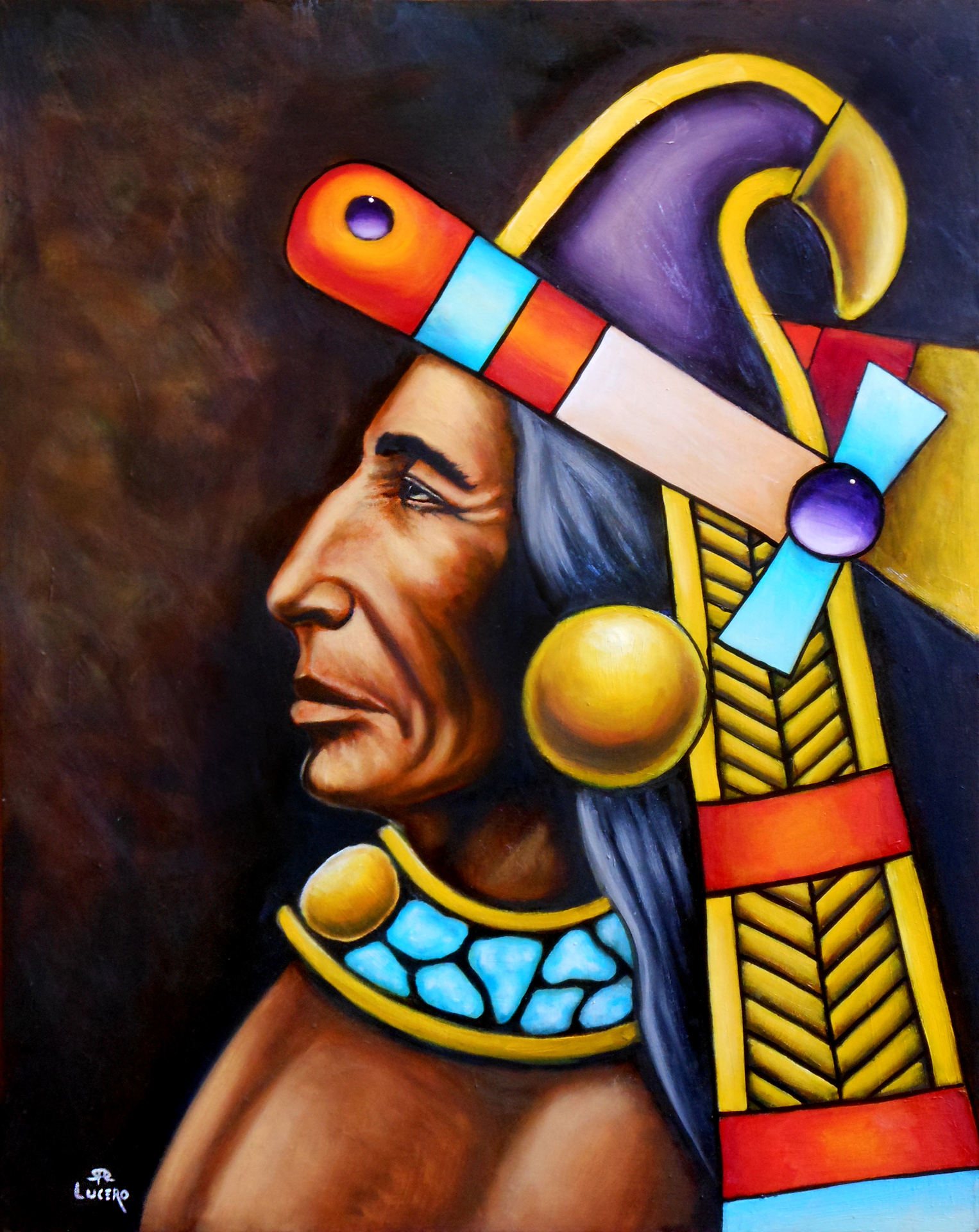 Aztec Wizard
