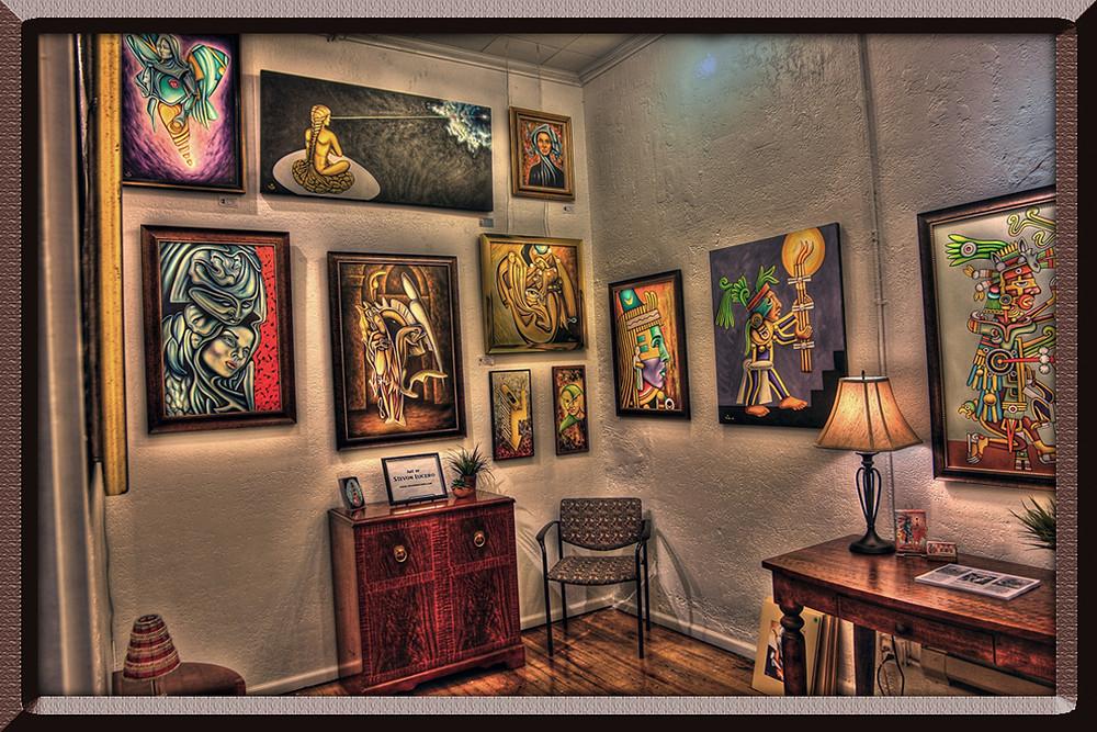 Stevon Lucero Room by Robert Maestas