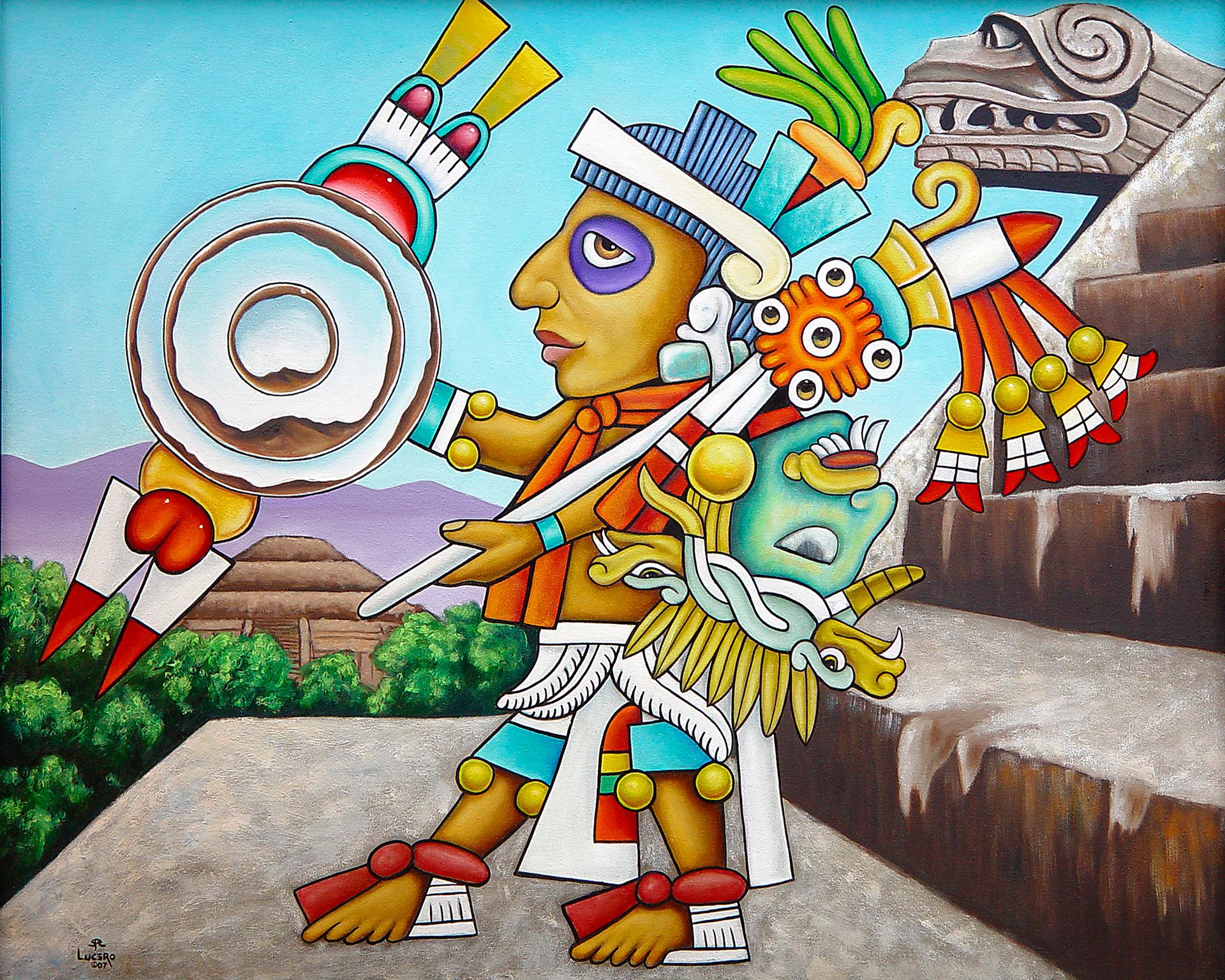 Aztec Perseus