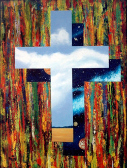 Cosmic Cross Nignt and Day