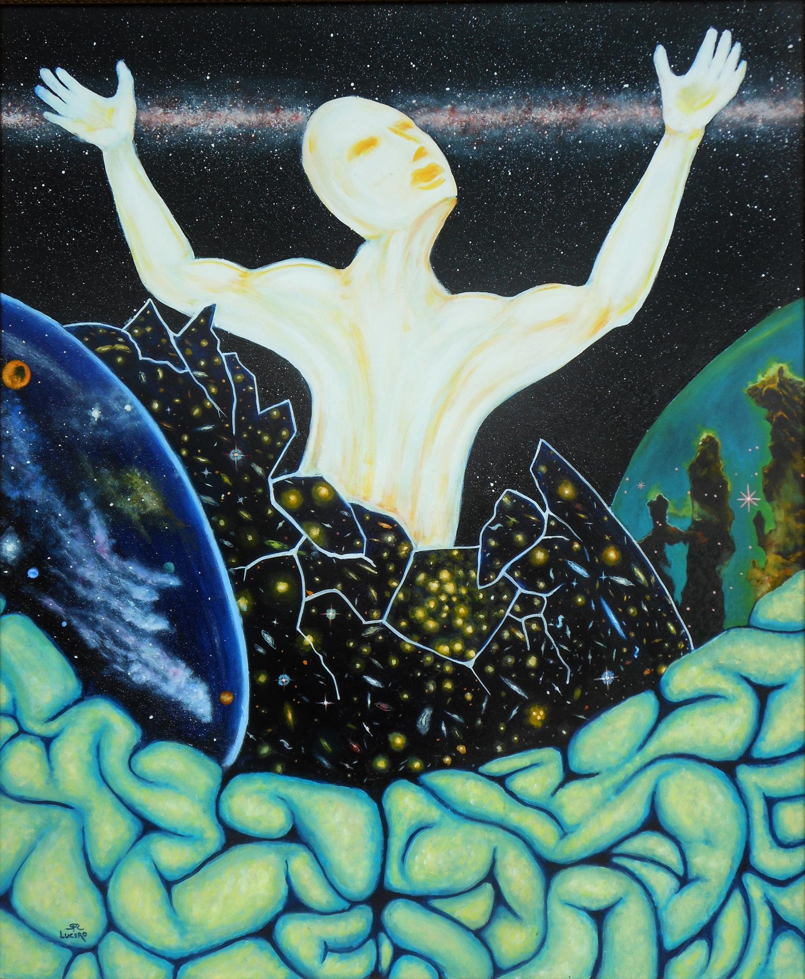 Cosmic Hatching
