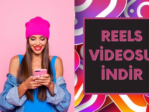 Instagram Reels Videosu İndirme