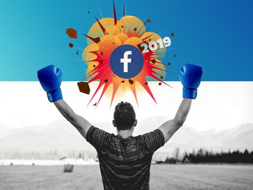 2019'da Hakim Olmak İçin Facebook Pazarlama Stratejileri