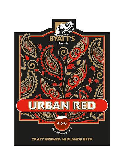 Byatt's Urban Red 4.5%