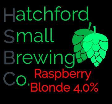 Hatchford Raspberry Blonde 4.0%