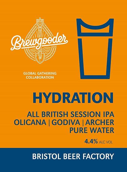 Bristol Beer Factory/Brewgooders Hydration 4.4%