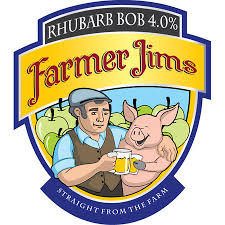 Farmer Jim's Rhubarb Bob