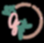 Logo_-_Estúdio_Glória_-_Rosa_e_Marrom.pn