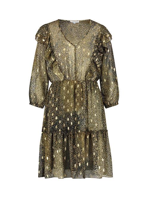 Kiki ruffle dress