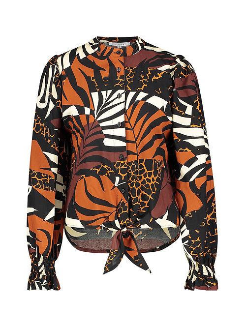 Noa blouse african earth