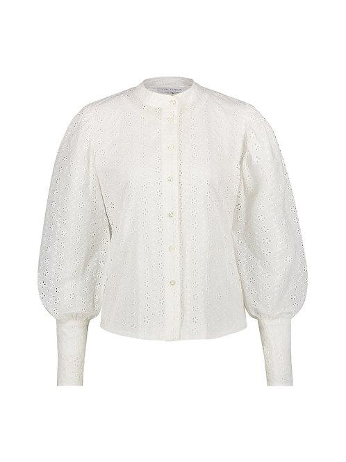 Amanda blouse broderie