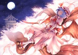 月見夜櫻 (東方)