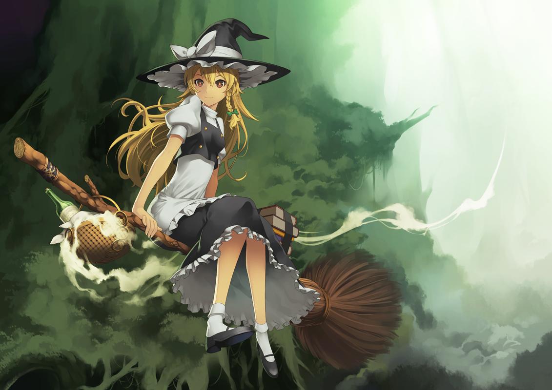 魔法の森から (東方)
