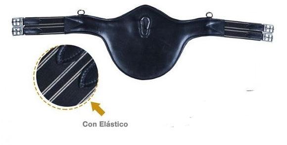 Cincha Barriguera Cuero