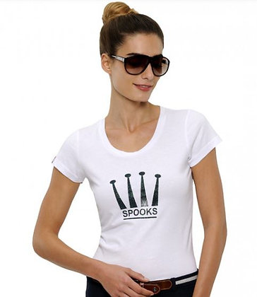 Camiseta Spooks Crown