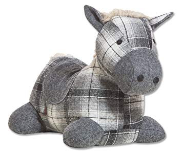 Tope Puerta Grey Horse