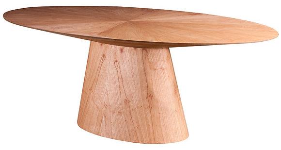 Mesa de jantar Cona Oval - Sierra