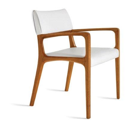 Cadeira Anna com braço - Jader Almeida
