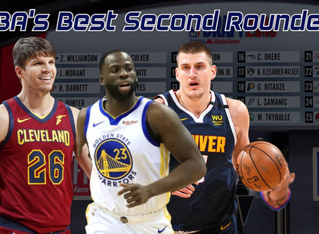 NBA's Best Second Rounders