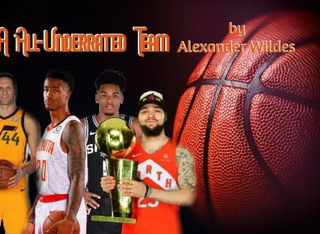 NBA All-Underrated Team