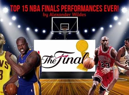 Top 15 NBA Finals Performances